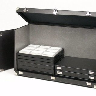 Sample case for 24 stacking trays or 20 cases