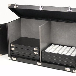 Sample case for 20 cases or 24 stacking trays