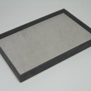 stacking tray with one pad