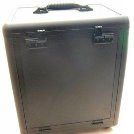 Aluminium sample case