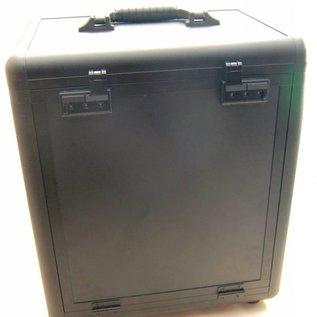 Aluminium sample case for jewelry or gemstones