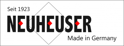 Neuheuser GmbH Idar-Oberstein sample cases and trays