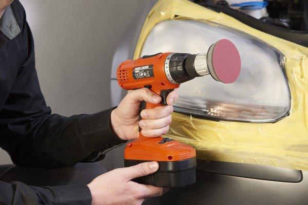 Autoglym Scheinwerfer-Wiederherstellungs-Kit