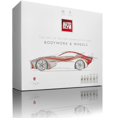 Autoglym Perfect Bodywork & Wheels- The Collection