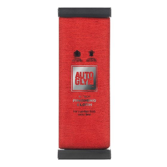 Autoglym Hi-Tech Finishing Cloth (Rood)