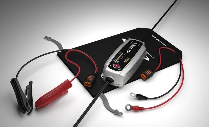 Ctek Chargeur de batterie MXS 5.0(12 Volt)