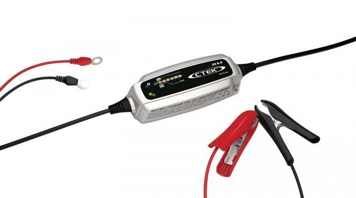 Ctek Batterieladegerät XS 0.8 (12 Volt)