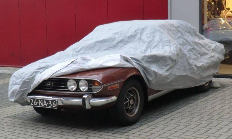 1ClassAdditions Moltex Autoschutzhülle Limousine