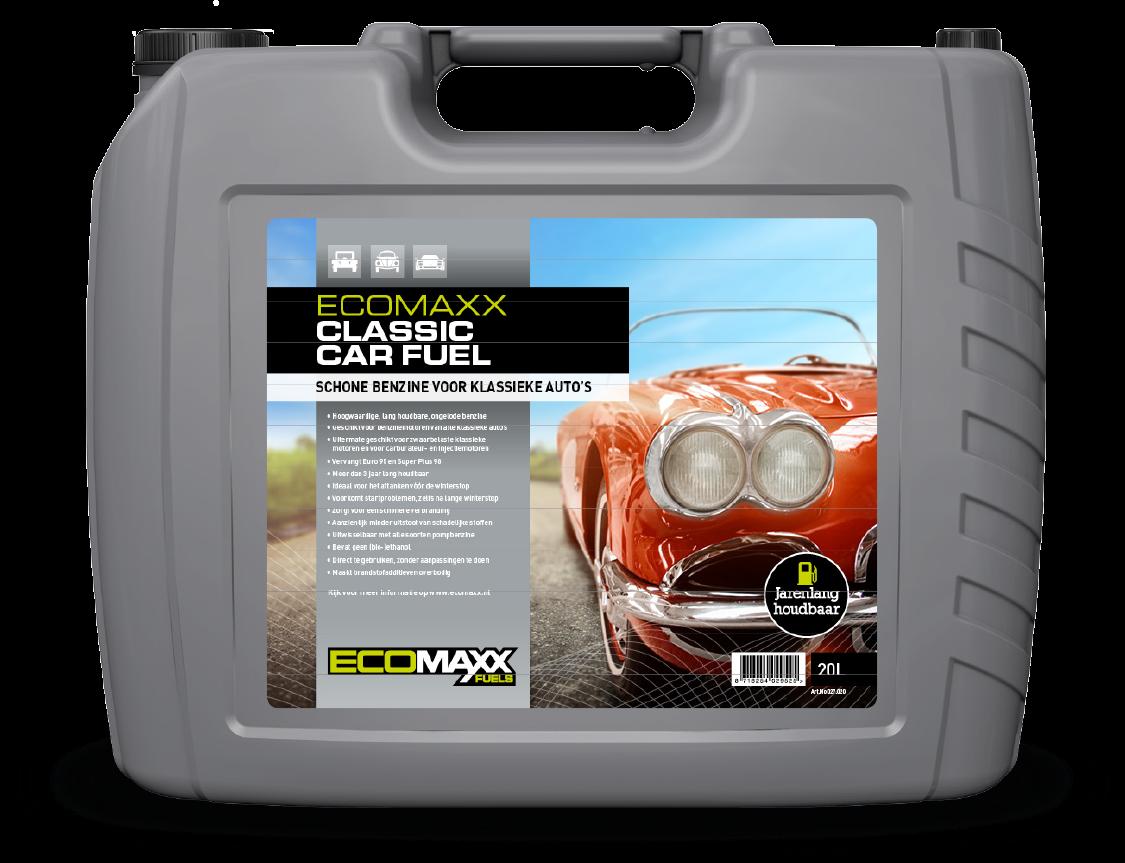 Imparts BV Carburant de voiture classique Ecomaxx