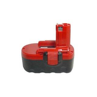 Accu Bosch 18v 3000mAh 3.0Ah Ni-MH Replacement 2607335266 2607335277 2607335278 2607335535 2607335536 2607335680 2607335688 2607335696 2607335735 2610909020 BAT025 BAT026 BAT160 BAT180 BAT181 BAT189