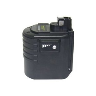 Accu Bosch 2607335216 24v 3000mAh 3,0Ah Ni-MH Replacement BAT019 BAT02020 BAT021