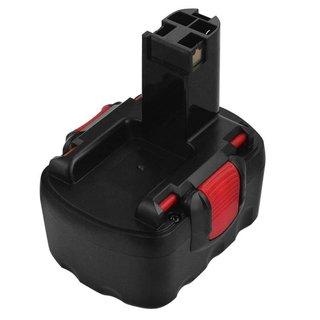 Accu Bosch 14,4v 3000mAh 3.0Ah Ni-MH Replacement bat038 bat040 bat041 bat140 bat159