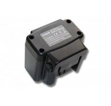Accu Hitachi 24v 3000mAh 3,0Ah Ni-MH Replacement EB 2420 EB 2430HA EB 2430R EB 2433X