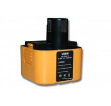 Accu Panasonic 12v 2100mAh 2.1Ah Ni-MH Replacement EY9200