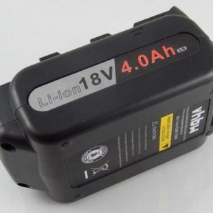 Accu Panasonic 18v 4000mAh 4,0Ah Li-Ion Replacement EY9L50 EY9L50B EY9L51 EY9L51B EY9L52 EY9L52B EY9L53 EY9L53B EY9L54 EY9L54B