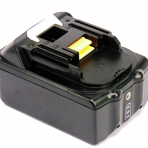 Makita Accu Makita BL1830B 18v 3000mAh 3.0Ah Li-ion met LED-indicator Replacement