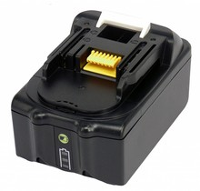 Accu Makita BL1830B/BL1840B/BL1860B/BL1850B/BL1890B18v 3000mAh/4000mAh/5000mAh/6000mAh/9000mAh 3,0Ah/4,0Ah/5,0Ah/6,0Ah/9,0Ah Li-Ion met LED-indicator Replacement