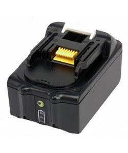 Accu Makita BL1830B 18v 3000mAh 3.0Ah Li-Ion met LED-indicator Replacement