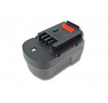 Accu voor Black & Decker/Firestorm 14.4v 1500mah/3300mAh 1,5Ah/3,3Ah Ni-MH 499936-34 499936-35 A14 A144 A144EX A14F HPB14 FS140B Replacement