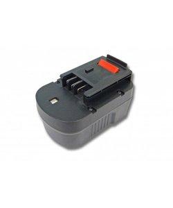 Accu Black & Decker/Firestorm 14,4v 3300mAh 3,3Ah Ni-MH 499936-34 499936-35 A14 A144 A144EX A14F HPB14 FS140B Replacement
