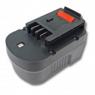 Accu Black & Decker/Firestorm 14,4v 3300mAh 3.3Ah Ni-MH 499936-34 499936-35 A14 A144 A144EX A14F HPB14 FS140B Replacement
