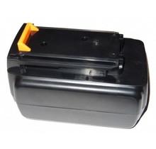 Accu voor Black & Decker 36v 2000mAh 2,0Ah Li-Ion BL1336 BL1336-XJ BL2036 BL2036-XJ LBXR36