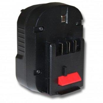 Black & Decker Accu Black & Decker/Firestorm 12v 2000mAh 2,0Ah Ni-MH A12 A12EX A12-XJ A1712 FS120B FSB12 HPB12 FS120B FSB12 Replacement
