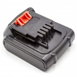 Accu Black & Decker 14,4v 2000mAh 2,0Ah Li-Ion BL1514 BL1114 BL1314 BL1514 LB16 Replacement
