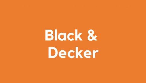 Accu voor Black & Decker gereedschap