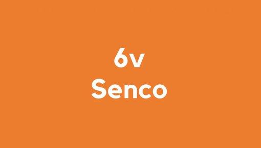 6v accu voor Senco gereedschap