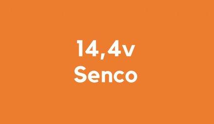 14,4v accu voor Senco