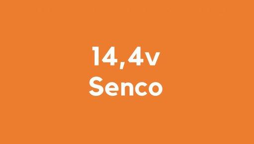 14,4v accu voor Senco gereedschap