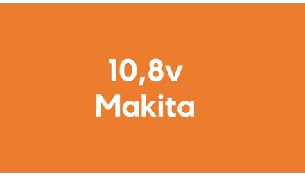 10,8v accu voor Makita
