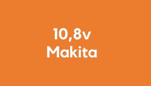 10,8v accu voor Makita gereedschap