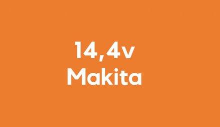 14,4v accu voor Makita