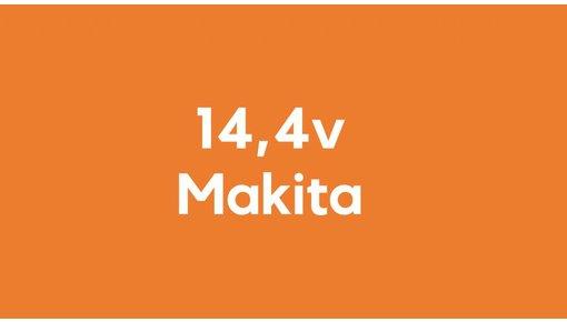 14,4v accu voor Makita gereedschap