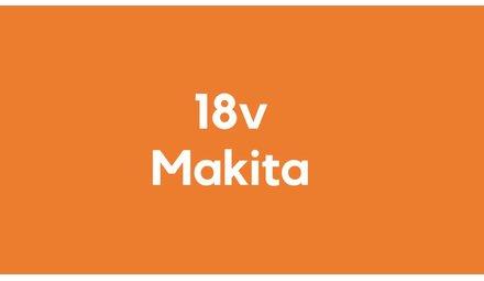 18v accu voor Makita