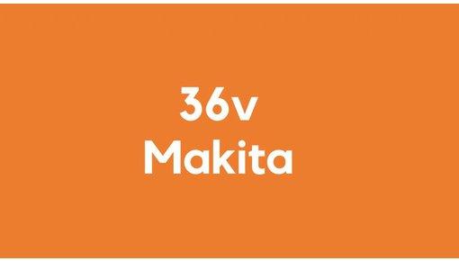 36v accu voor Makita gereedschap