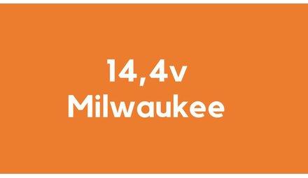 14,4v accu voor Milwaukee