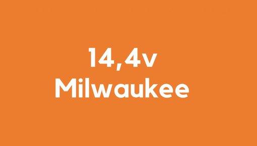 14,4v accu voor Milwaukee gereedschap