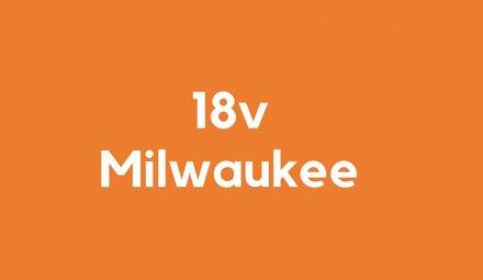 18v voor Milwaukee
