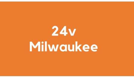 24v accu voor Milwaukee