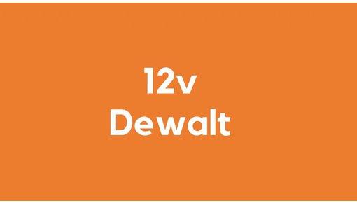 12v accu voor Dewalt gereedschap