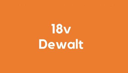 18v accu voor Dewalt gereedschap