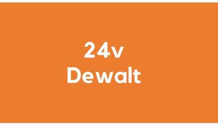 24v accu voor Dewalt