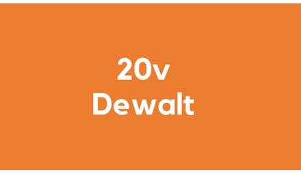 20v accu voor Dewalt