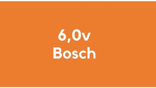 6,0v accu voor Bosch gereedschap