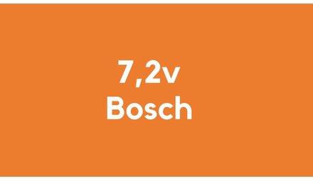 7,2v accu voor Bosch