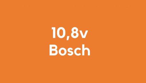10,8v accu voor Bosch gereedschap