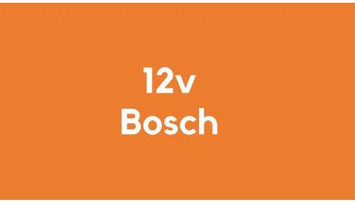 12v accu voor Bosch gereedschap